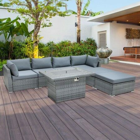 Harrier Rattan Garden Sets [Build Your Own] | Net World Sports