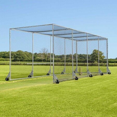 Mobile Cricket Net Cage | Cricket Cage | Cricket | Net World Sports