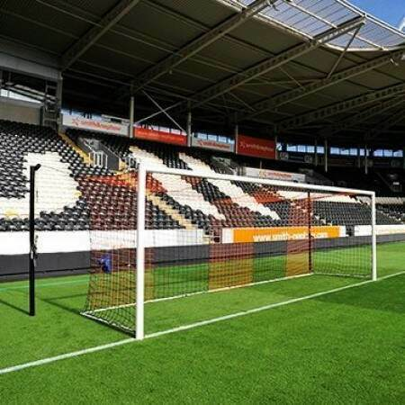 Custom Stadium Box Goal Nets [Any Colour]