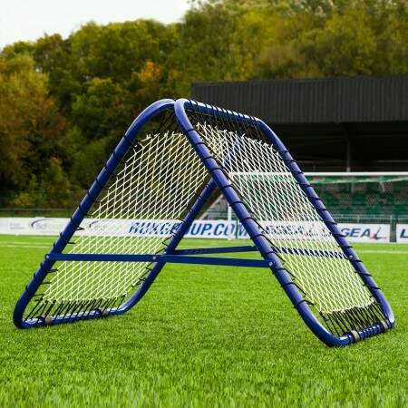 Double Sided Cricket Training Rebound Net