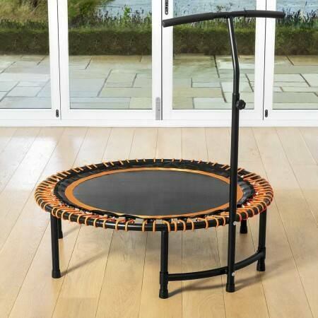 Mini Fitness Trampoline For Cardio Workouts | Net World Sports