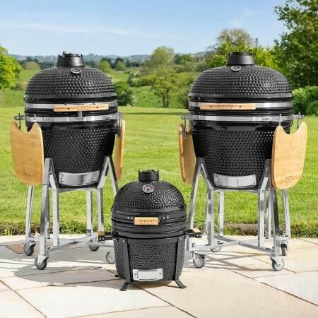 ARVO Kamado BBQs [3 Sizes] | Charcoal Grills | Net World Sports