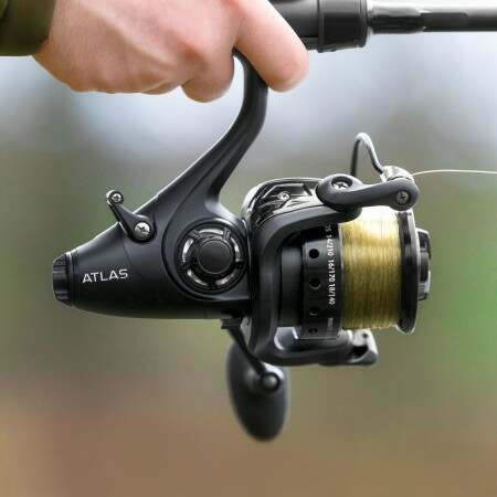 ATLAS Baitrunner Carp Reel [6000 Series] | Net World Sports