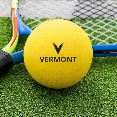 Vermont Foam Mini Red Tennis Balls | Net World Sports