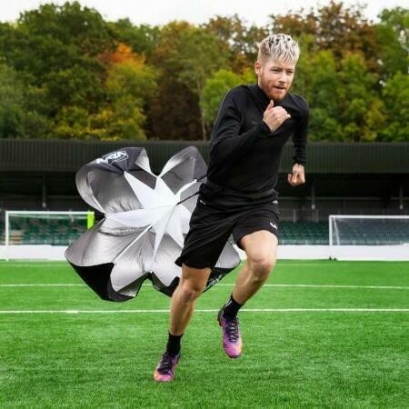 FORZA Aussie Rules Football Speed Parachute