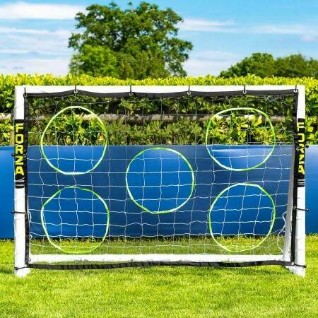 6 x 4 Football Goal Target Sheet | 5 Hole Target Sheets