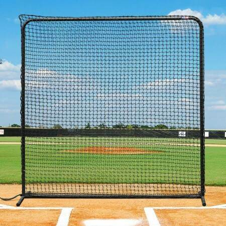 Protective Square Screen | Net World Baseball