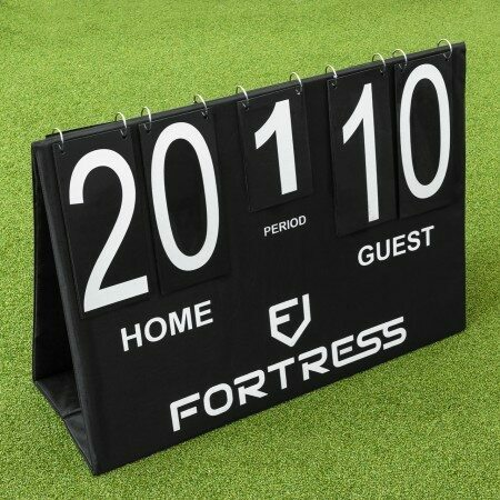 FORTRESS Portable Baseball Scoreboard | Net World Sports