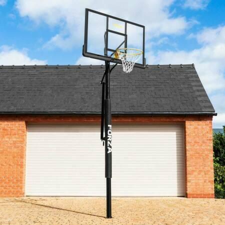 FORZA Basketball Post & Hoop [Socketed] | Net World Sports