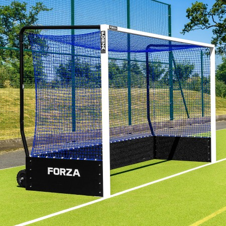 Blue Full Size Hockey Nets