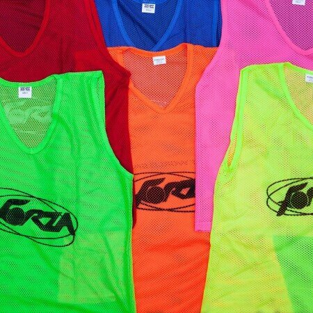 FORZA Pro Football Training Bibs/Vests