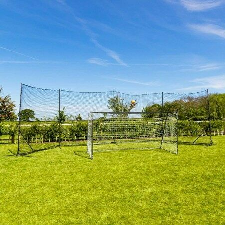 Ball Stop Net System For Football, Cricket, Tennis, Baseball & Rugby | Net World Sports