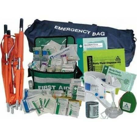 Full Emergency First Aid Kit | Net World Sports