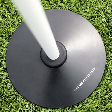 Slalom Pole Rubber Base | Net World Sports Australia