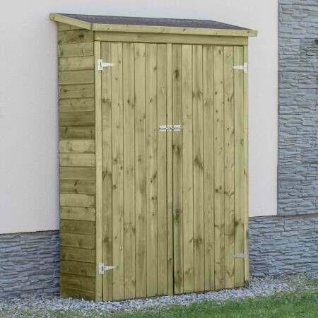 Harrier Wooden Garden Storage Cabinet | Net World Sports