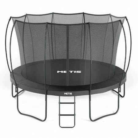 Metis Apollo Deluxe Garden Trampoline | Net World Sports