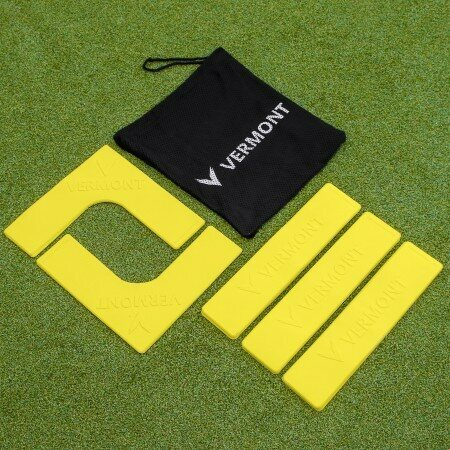 Vermont Training Marker Lines With Carry Bag | Net World Sports