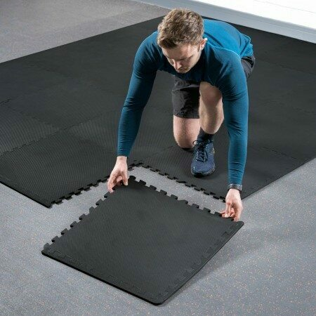 METIS Interlocking Gym Flooring | Net World Sports