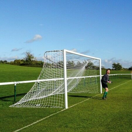 Ultra Heavy Duty - Football Goal Nets [All Sizes]