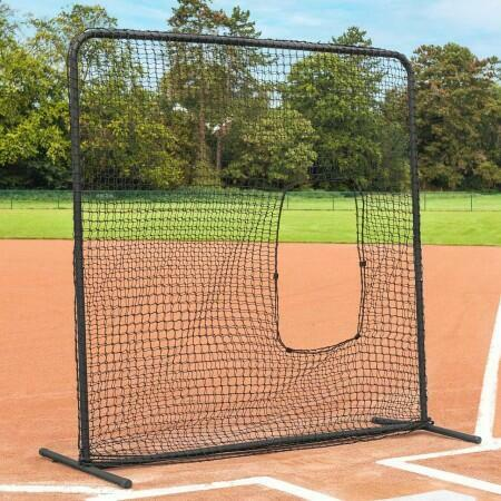 FORTRESS Softball Protective Screen