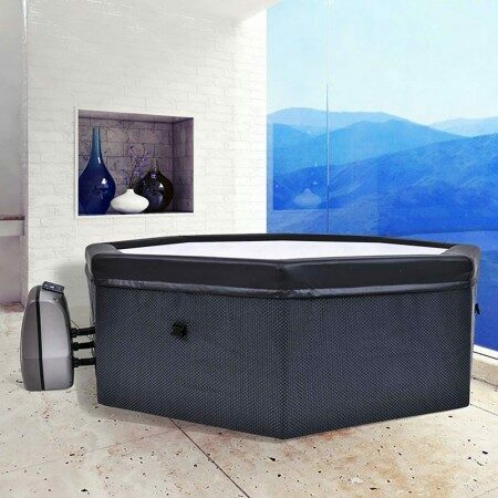 CosySpa Deluxe Rigid Foam Hot Tub | Net World Sports