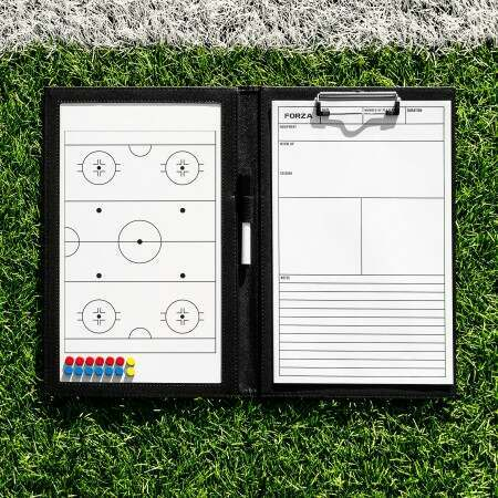 Handheld Ice Hockey Coaching Folder