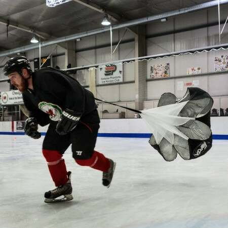 FORZA Ice Hockey Speed Parachute | Net World Sports