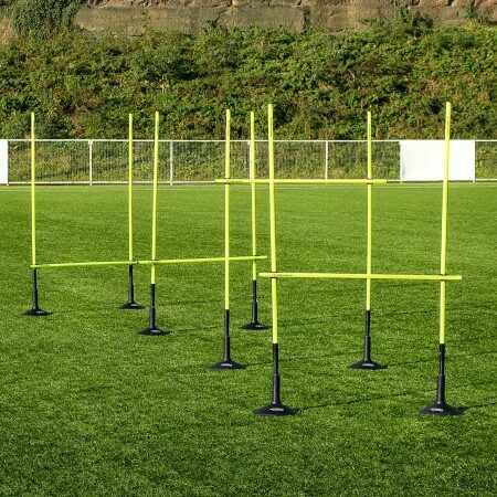 Slalom Pole Hurdle Set | Net World Sports
