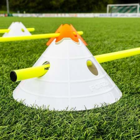 Speed And Agility Superdome Cone Hurdle Set
