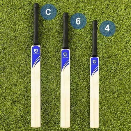 Bate de Cricket Technique FORTRESS [3 Tamaños]