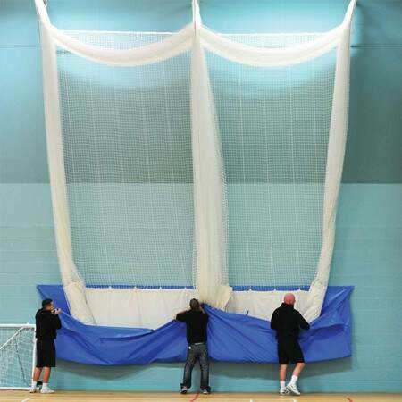Indoor Cricket Net Pouch | Cricket Netting | Cricket | Net World Sports