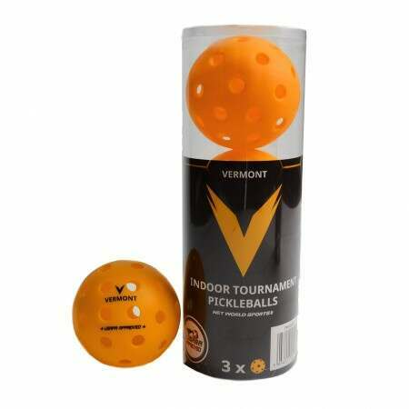 Vermont Indoor Tournament Pickleballs | Net World Sports