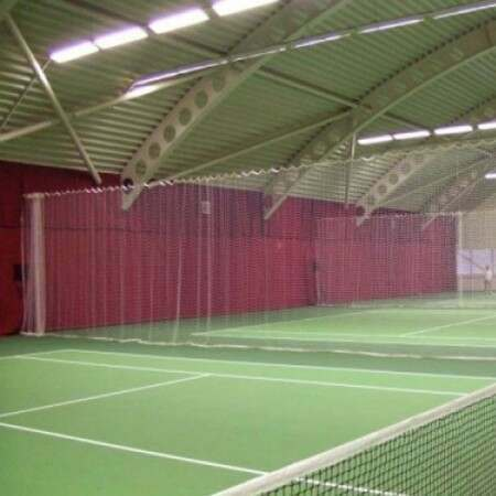 Indoor Tennis Court Divider Net | Surround Netting | Indoor Tennis Nets | Net World Sports
