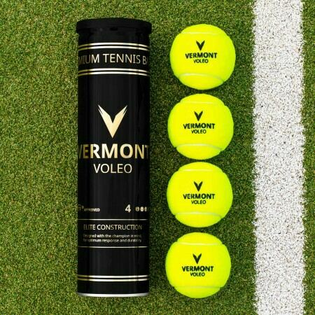Vermont Voleo Tennis Ball | Bulk Buy Tennis Balls | Net World Sports