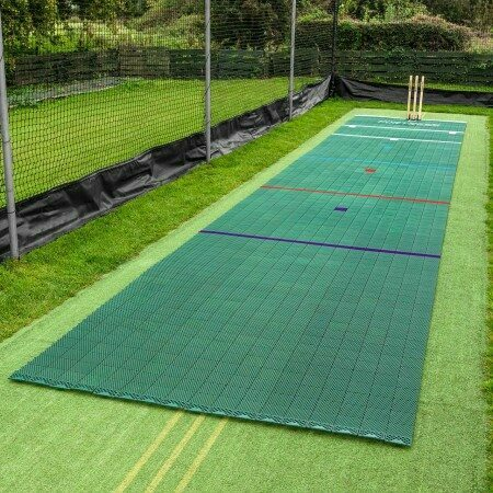 FORTRESS Portable Cricket Pitch Mat | Net World Sports