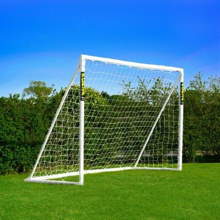Economy Grade - Straight Back Soccer Nets [All Sizes] | Net World Sports Australia