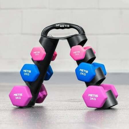 METIS Portable Dumbbell Rack | Net World Sports