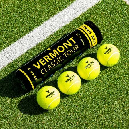 ITF Approved Match Tennis Balls | Tubes of 4 | Bulk Buy Available