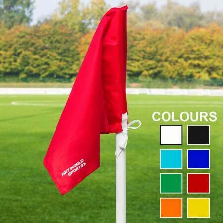 Coloured Corner Flags (4 Pack) [8x Colours]