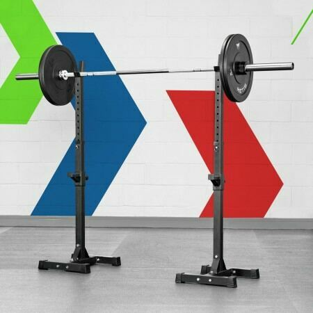 METIS Adjustable Squat Rack | Net World Sports