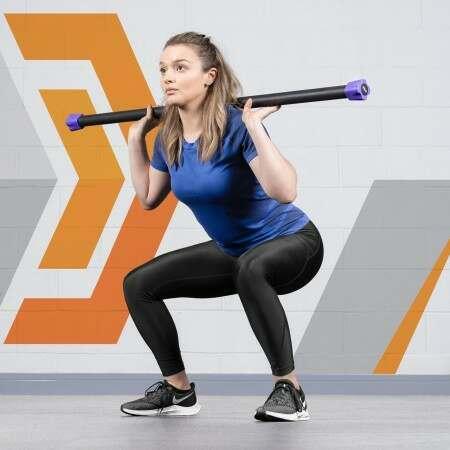 METIS Weight Aerobic Bar | Gym Equipment | Net World Sports