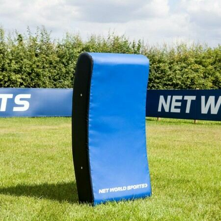 Senior American Football Curved Hit Shield
