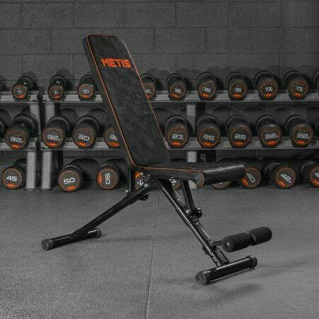 METIS Adjustable Gym Bench | Net World Sports
