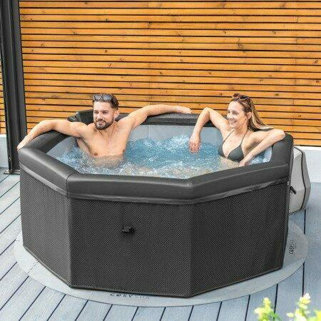 CosySpa Deluxe Hot Tub Av Fast Skummaterial [4-6 Personer]