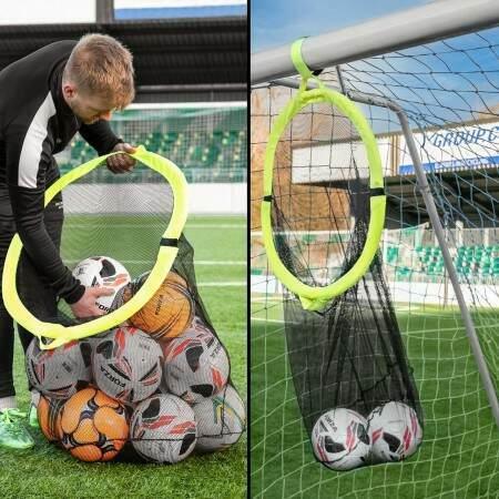FORZA Football Target Net & Ball Bag | Net World Sports