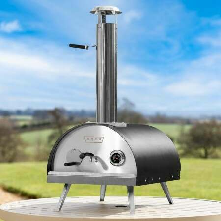 Harrier ARVO Pizza Oven [Medium] | Net World Sports