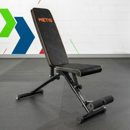 METIS Adjustable Gym Bench | Net World Sports