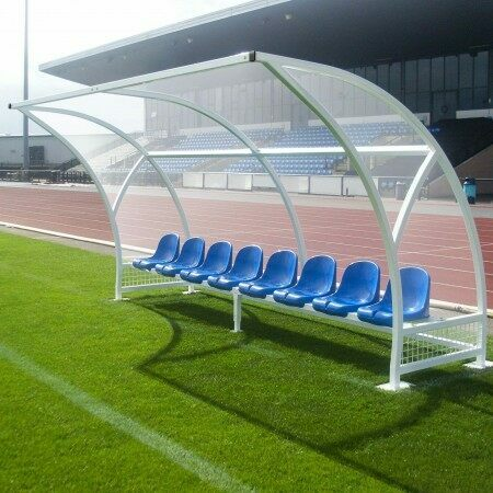 Milan Football Team Shelter [Bucket Seat]