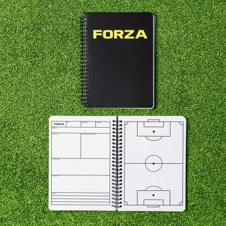 FORZA Voetbal Coaching & Training Notitieboek [A4/A5]