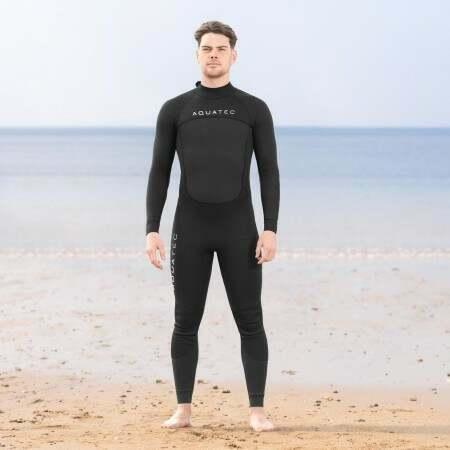 AquaTec Men's Wetsuits | Net World Sports